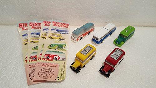 Kinderüberraschung : Sixties - Busreisen von 2003