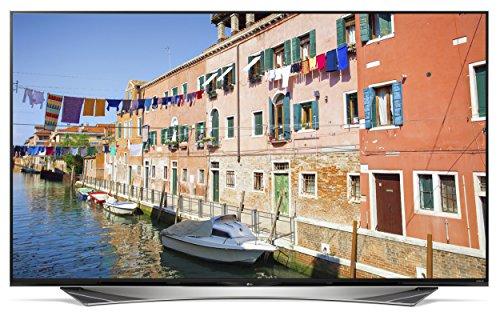 LG 79UF8609 79' 4K Ultra HD Compatibilidad 3D Smart TV WiFi Plata LED TV -...