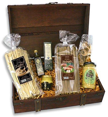 Geschenkset Schatzkiste Pasta & Co. -