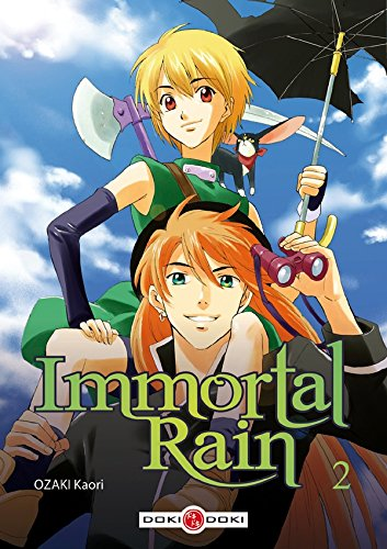 Immortal Rain Vol.2