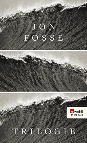 Buchseite und Rezensionen zu 'Trilogie: Schlaflos / Olavs Träume / Abendmattigkeit' von Jon Fosse