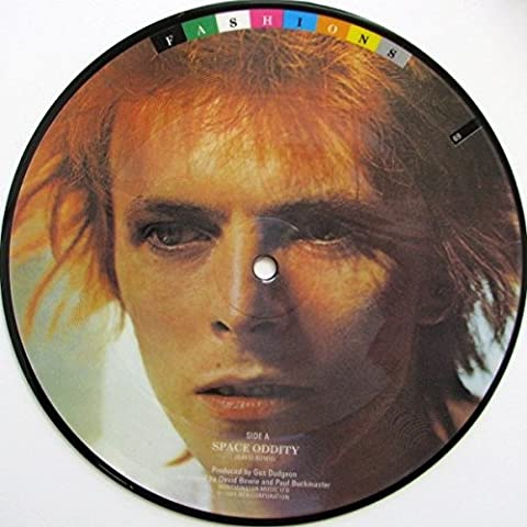 Space Oddity / Changes / Velvet Goldmine (Picture Disc) [7