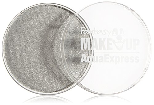 KREUL 37013 Fantasy Aqua Make Up Express, silber, 15 g