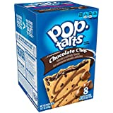 Kellogg's Pop Tarts Frosted Chocolate Chips -Set of 8 Pieces