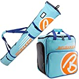 BRUBAKER Kombi Set CHAMPION - Limited Edition - Skisack und