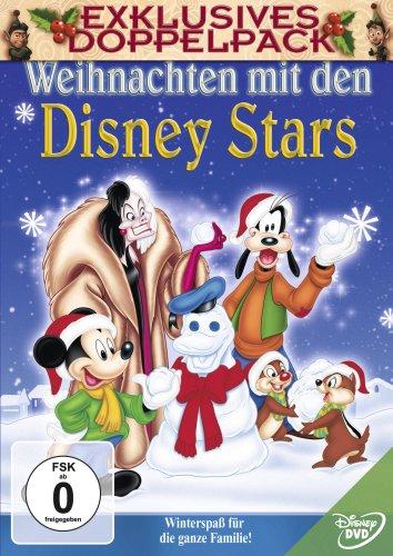 Weihnachtspack 9: Weihnachten mit den Disney Stars + Elfen helfen (2 DVDs)