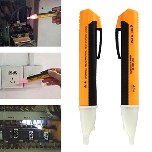 TQ Elektrische anzeige Steckdose Wand ac 90-1000 v Steckdose Spannung Tester detektor Sensor Volt teststift led licht indicato -