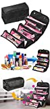 Roll N Go 4 In 1 Travel Buddy Cosmetic Shaving Toiletry Bag by Wyane Enterprises
