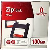 Iomega Disquette Zip 100 MB PC & MAC Réf EAN 32663