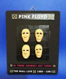 Bild 3D Pink Floyd Cover Album Is There Anybody Out There? The Wall