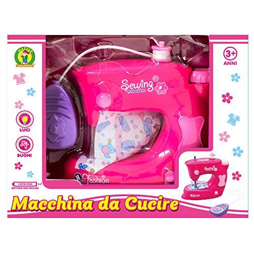 Mazzeo giocattoli macchina da cucire