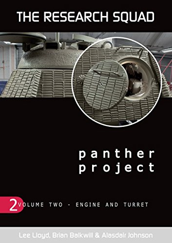 Panther Project, Volume 2: Engine and Turret (The Panther Project) por Lee Lloyd