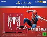 PlayStation 4 - Konsole Limited Edition Marvel's Spider-Man Bundle inkl.