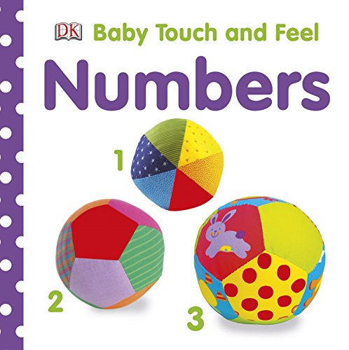 Numbers 1,2,3 (Baby Touch and Feel)