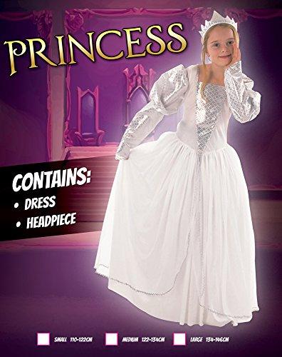 Prinzessinnen-Kostüm für Mädchen,für Kinder von 3-5 Jahren