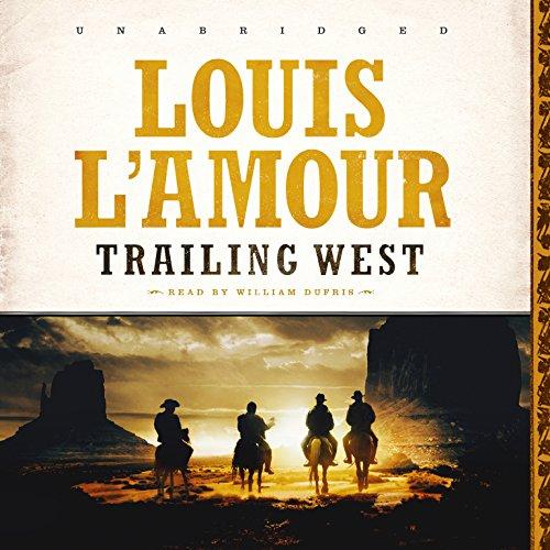 Trailing West  Audiolibri