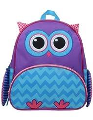 Flipeez Owl 14 Backpack Purple by Flipeez