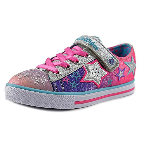 Twinkle Toes By Skechers Enchanters Mädchen US 7 Mehrfarbig Turnschuhe