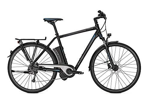 E-Bike Raleigh Stoker Impulse 9 Herren 28' 9-Gang Magicblack matt, Rahmenhöhen:50;Farben:Magicblack matt