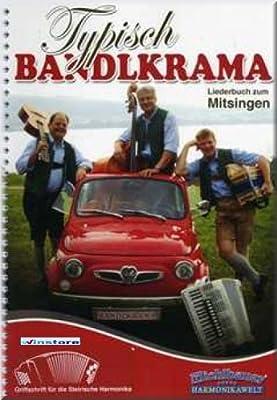 Typisch Bandlkrama - Steirische Harmonika Noten [Musiknoten]