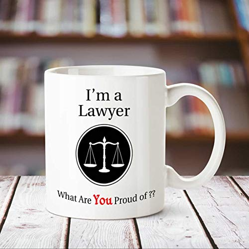 Huppme Lawyer What are You, Lawyer Gifts Mug Buy Coffee Mugs for Lawyers, 350 ml, White
