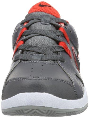 Nike Lykin 11, Peu garçon Grigio/Rosso/Nero