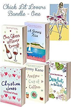 Chick Lit Lovers Vol One by [Jones, Christina, Troy, Georgina, Kane, Jenny, Wenham-Jones, Jane, Barrett-Lee, Lynne]