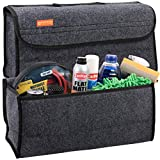 GADLANE Large Dark Grey Carpet Car Anti Slip Boot Storage Solution Interior Bag Organiser Tools Breakdown Travel Tidy