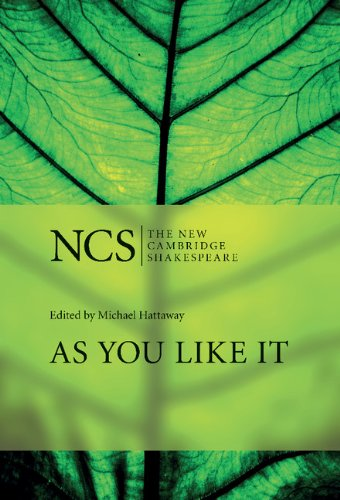 As You Like It (The New Cambridge Shakespeare)