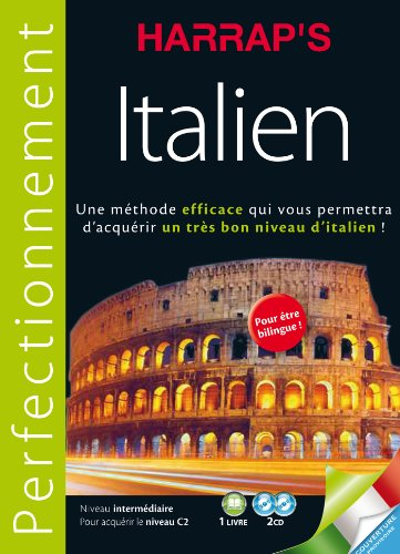 harrap-39-s-mthode-perfectionnement-italien-2cd-livre
