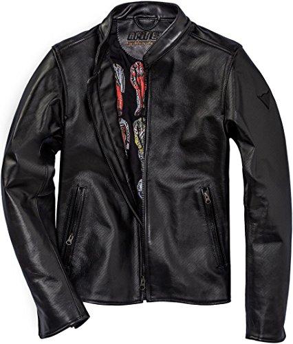 DAINESE Nera72 - giacca in pelle estiva traforata (50)