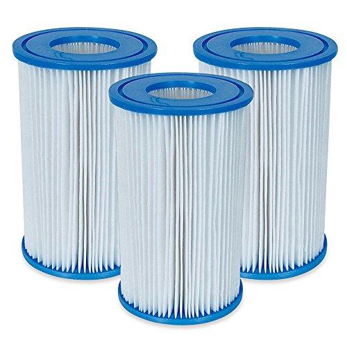 Intex 29003 Filterkartusche, Typ A, 3er Pack