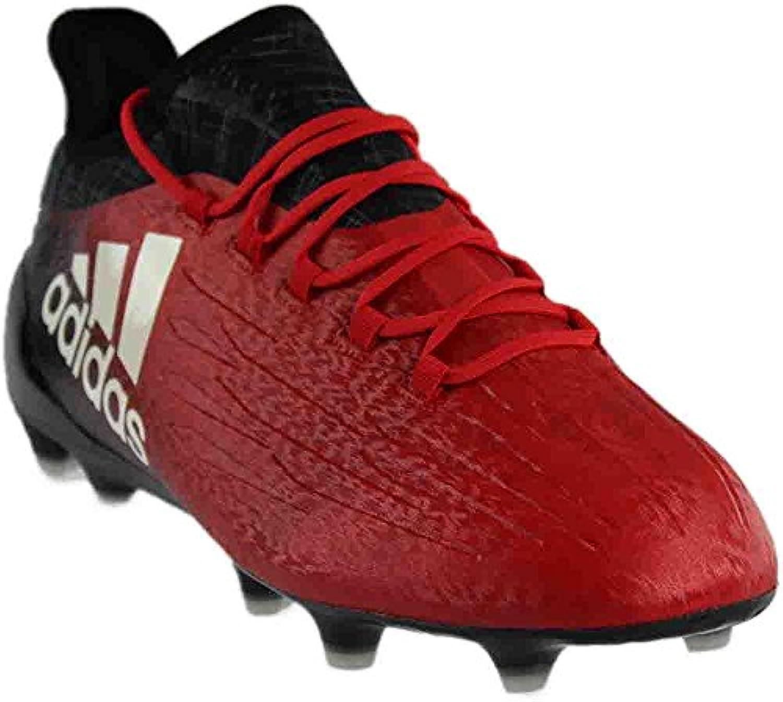 Adidas X 16,1 FG Fußball Klampen (rot/weiß/Core Black) -