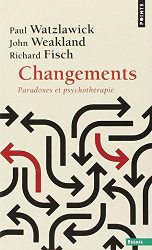 Changements. Paradoxes et psychothrapie