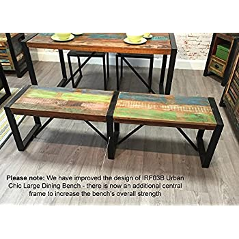 Baumhaus Urban Chic Large Dining Bench