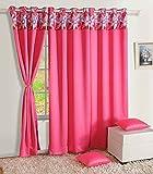 Swayam Curtain Concept Premium Printed S...