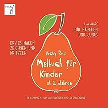 Malbuch für Kinder ab 2
