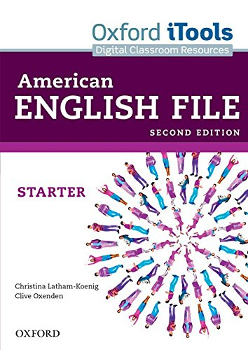 American English File 2nd Edition Starte [DVD]