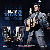 Elvis On Television 1956-1960: The Complete Sound Recordings (2cd+100 Page Book)