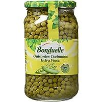 Bonduelle - Guisante cocinados extrafinos - 660 g - [Pack de 6]