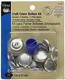 Dritz différents Craft pour bouton kits-size 3614/Pkg