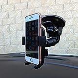 Soporte para teléfono móvil para automóvil Ventosa Frontal de Vidrio Marco para teléfono móvil para automóvil Excavadora de camión Grande Carretilla elevadora Estante Universal