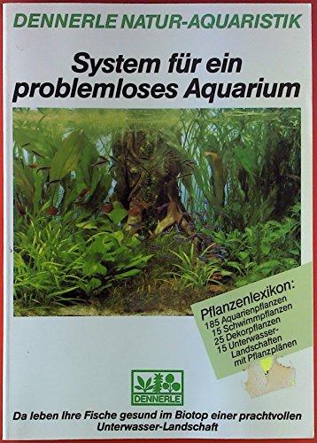 Dennerle Für eine Verbesserung des ökologischen Gleichgewichts im Aquarium