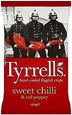 Tyrrells Sweet Chilli & Red Pepper Crisps 150g (1)