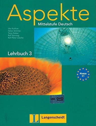 Aspekte: Lehrbuch 3 Ohne DVD by Ralf Sonntag (2009-07-29)