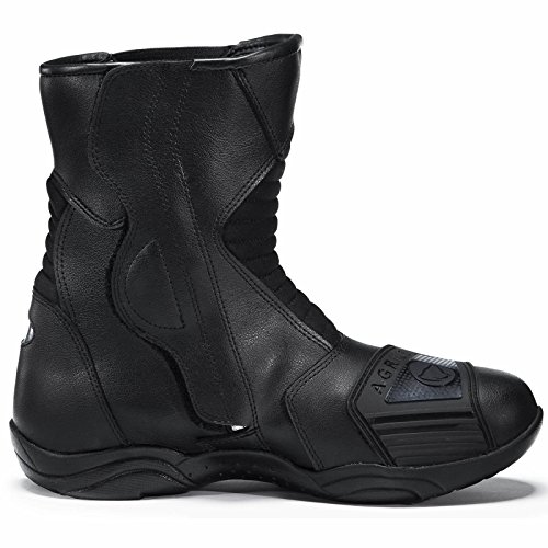 Agrius Delta Motorcycle Boots 43 Black (UK 9) - 3
