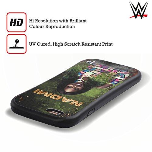 Ufficiale WWE Feel The Glow 2 Naomi Case Ibrida per Apple iPhone 7 Plus / 8 Plus LED Immagine