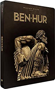 Ben-Hur - Édition Limitée SteelBook - Blu-ray [Édition boîtier SteelBook]