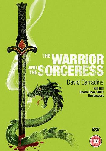 Bild von Der Krieger und die Hexe / The Warrior and the Sorceress [UK Import]