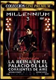Millennium 3 : La Reina En El Palacio De Las Corrientes De Aire (Luftslottet Som Srängdes) (Estuche Slim) [DVD]